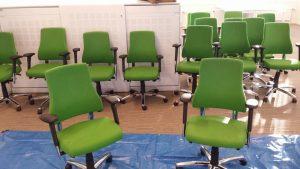 bureaustoelenreinigen