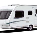 caravan reiniging