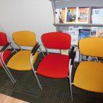 bureaustoelen reinigen