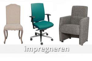 impregneren bureaustoelen